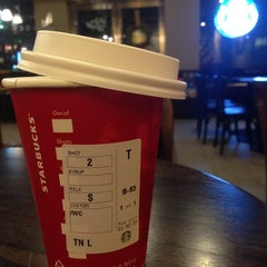 Photo taken at Starbucks by Jay on 11/17/2014