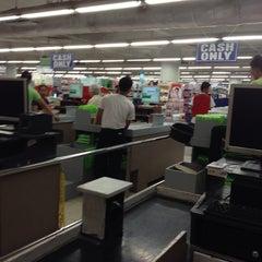 Photo taken at Gaisano Supermarket by Nik K. on 2/19/2014