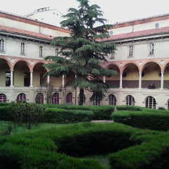 Photo taken at Museo Nazionale della Scienza e della Tecnologia Leonardo da Vinci by Aira on 5/8/2013
