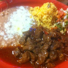 Photo taken at Tia Juana Mexican Grill by Robert R. on 10/31/2012