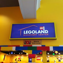 Photo taken at LEGOLAND Discovery Center Atlanta by Raimon G. on 1/24/2013