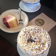 Photo taken at Café Morgane by Luisa O. on 9/29/2013