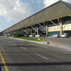 Photo taken at Aeroporto Internacional de Belém (BEL) by Wesley S. on 5/31/2013