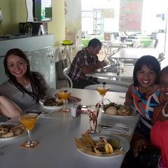 Photo taken at BarraN' Tea Jazz Restaurant Lounge by Melissa G. on 10/20/2014