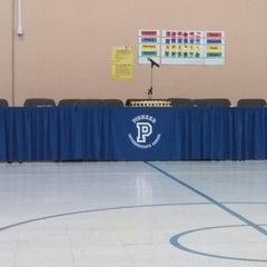 Photo taken at Pioneer Intermediate school by Lawrence R. on 5/20/2013