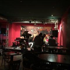 Photo taken at Jazz Time by Dmitry Z. on 4/18/2015
