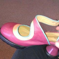 Photo taken at John Fluevog Shoes by Jennifer K. on 11/12/2012