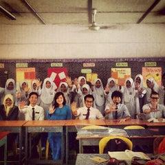 Photo taken at SMK Sungai Ara by Vincent Ian Z. on 4/8/2013