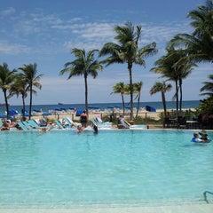 Photo taken at Pool @ Sheraton Ft. Lauderdale by Amanda B. on 4/23/2013