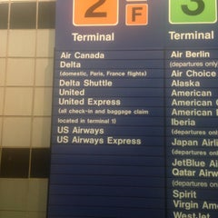 Photo taken at Terminal 2 Vestible 2E by William S. on 5/17/2013
