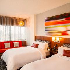 Photo taken at Hotel Derek by Hotel Derek on 3/27/2014