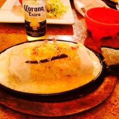 Photo taken at Crazy Burrito by Thomas N. on 12/21/2013