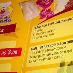 Photo taken at Pastel do Fernando by Ricardo S. on 4/27/2014