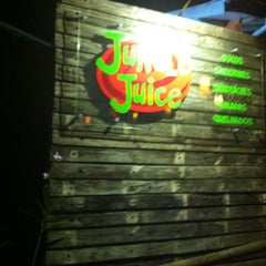 Photo taken at Jungle Juice by Luis M. on 5/8/2013