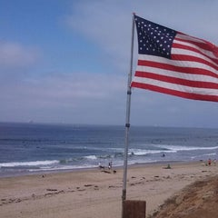 Photo taken at City of Huntington Beach by Rose R. on 4/27/2013