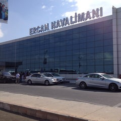 Photo taken at Ercan Havalimanı | Ercan Airport by Nihat Ç. on 10/2/2013