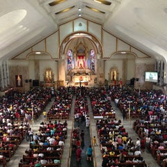 Photo taken at Minor Basilica of The Black Nazarene (Quiapo Church) by Chito R. on 6/7/2013