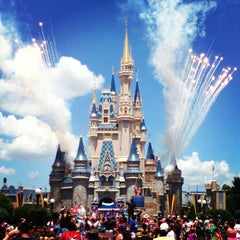 Photo taken at Magic Kingdom® Park by Hadeel A. on 8/13/2013