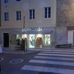 Photo taken at Gelato Marco by Tale's T. on 8/31/2013