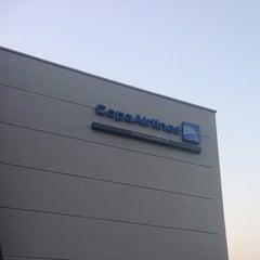 Photo taken at Copa Airlines Centro de Capacitación by Alfredo C. on 3/25/2014
