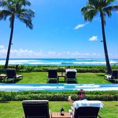 Photo taken at Ko'a Kea Hotel & Resort by Mark S. on 9/5/2015