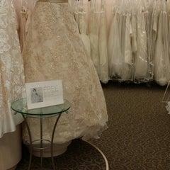 Photo taken at David's Bridal by Michele B. on 6/21/2014
