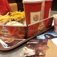 Photo taken at Burger King by Naga J. on 12/7/2012
