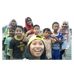 Photo taken at Monumen Perjuangan Rakyat Jawa Barat by Putri I. on 5/9/2015