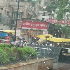 Photo taken at Sri hanuman temple by Amit G. on 7/16/2013