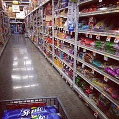 Photo taken at Smart & Final Extra! by Brad B. on 3/10/2014