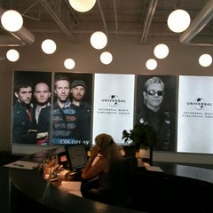 Photo taken at Universal Music Group by Alexander I. on 10/4/2014