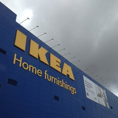 Photo taken at IKEA by Adrian R. on 8/4/2013