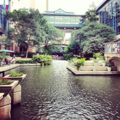Photo taken at The San Antonio River Walk by Will G. on 5/19/2013