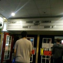 Photo taken at Westcott Theater by Neesh on 9/24/2012