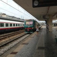 Photo taken at Stazione Padova by Gokhan A. on 7/21/2013