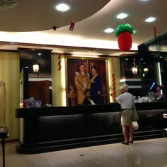 Photo taken at Paramount Palace Hotel Sadao by KA T. on 2/28/2013
