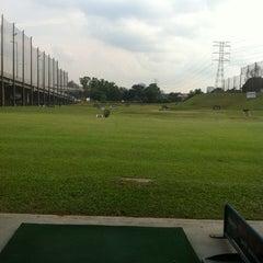 Photo taken at Pelangi Public Golf Driving Range by Eric T. on 9/15/2011