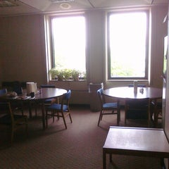 Photo taken at WVU Evansdale Library by David R. on 5/17/2011