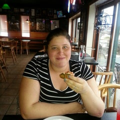 Photo taken at The Pie Pizzeria by Russ G. on 2/12/2014