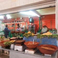 Photo taken at Mercado Aldama by Cris M. on 11/30/2014