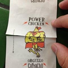 Photo taken at Power Chicken by Emilio E. on 5/5/2013