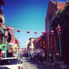 Photo taken at Chinatown by in the Queen City on 10/4/2012