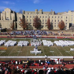 Photo taken at Virginia Military Institute by Kat D. on 11/10/2012