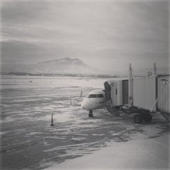 Photo taken at Helena Regional Airport (HLN) by Josh C. on 12/26/2012