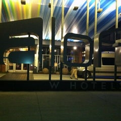 Photo taken at Aloft Charleston Airport & Convention Center by Charlotte H. on 2/5/2013