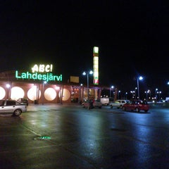 Photo taken at ABC Lahdesjärvi by Tapio J K. on 12/22/2013