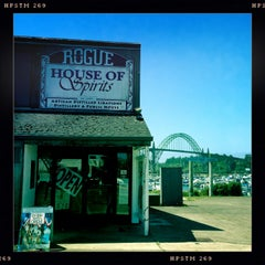 Photo taken at Rogue House of Spirits by Zachary H. on 7/6/2013