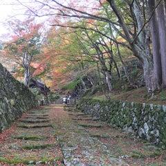 Photo taken at 釈迦山 百済寺 by DAEG on 11/22/2015