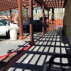 Photo taken at Uptown Touchless Car Wash by Jarrod G. on 3/4/2015