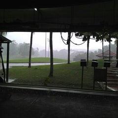 Photo taken at Seri Selangor Golf Club by Kamal I. on 5/21/2015